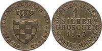Silbergroschen 1848 Oldenburg Paul Friedrich August 1829-1853. Sehr sch... 35,00 EUR  zzgl. 4,00 EUR Versand