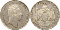 Doppeltaler 1852 Baden-Durlach Leopold 1830-1852. Winz. Kratzer, sehr s... 265,00 EUR kostenloser Versand