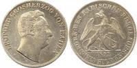Ausbeute Gulden 1852 Baden-Durlach Leopold 1830-1852. Fast vorzüglich  150,00 EUR  zzgl. 4,00 EUR Versand