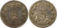 Silbermedaille 1746 Bamberg, Bistum Sedisvakanz 1746. Winziges Loch, fa... 375,00 EUR kostenloser Versand