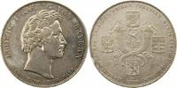 Geschichtstaler 1829 Bayern Ludwig I. 1825-1848. Randfehler, sehr schön  245,00 EUR  zzgl. 4,00 EUR Versand