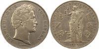 Geschichtsdoppeltaler 1837 Bayern Ludwig I. 1825-1848. Sehr schön +  295,00 EUR kostenloser Versand