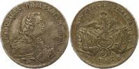 Taler 1750  A Brandenburg-Preußen Friedrich II. 1740-1786. Schöne Patin... 325,00 EUR kostenloser Versand