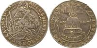 1/2 V. Glockentaler 1643 Braunschweig-Wolfenbüttel August der Jüngere 1... 185,00 EUR  zzgl. 4,00 EUR Versand