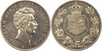 Doppeltaler 1856  B Braunschweig-Wolfenbüttel Wilhelm 1831-1884. Winz. ... 325,00 EUR kostenloser Versand