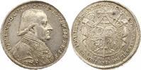Taler 1796 Eichstätt, Bistum Joseph Graf von Stubenberg 1790-1802. Vorz... 545,00 EUR kostenloser Versand