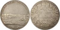 Doppeltaler 1841 Frankfurt-Stadt  Schöne Patina. Sehr schön +  275,00 EUR kostenloser Versand