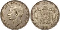 Doppeltaler 1860 Nassau Adolph 1839-1866. Teils prägebedingte Randfehle... 425,00 EUR kostenloser Versand