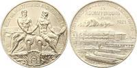 Silbermedaille 1921 Aschaffenburg, Stadt  Mattiert. Vorzüglich +  125,00 EUR  zzgl. 4,00 EUR Versand