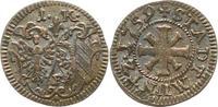 Kreuzer 1759 Nürnberg-Stadt  Schöne Patina. Sehr schön - vorzüglich  25,00 EUR  zzgl. 4,00 EUR Versand