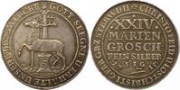 Ausbeute 24 Mariengroschen 1715 Stolberg-Stolberg Christoph Friedrich u... 245,00 EUR  zzgl. 4,00 EUR Versand