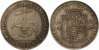 Ausbeute 1/3 Taler 1750 Stolberg-Stolberg Christoph Ludwig und Friedric... 225,00 EUR  zzgl. 4,00 EUR Versand