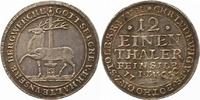 Ausbeute 1/12 Taler 1750 Stolberg-Stolberg Christoph Ludwig und Friedri... 145,00 EUR  zzgl. 4,00 EUR Versand