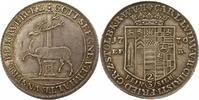 Ausbeute 2/3 Taler 1770 Stolberg-Stolberg Carl Ludwig und Heinrich Chri... 295,00 EUR kostenloser Versand