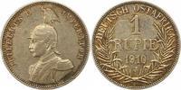 Rupie 1910  J Deutsch Ostafrika  Sehr schön +  75,00 EUR  zzgl. 4,00 EUR Versand