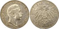 5 Mark 1907  A Preußen Wilhelm II. 1888-1918. Winz. Randfehler, sehr sc... 24,00 EUR  zzgl. 4,00 EUR Versand