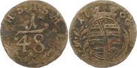 1/48 Taler 1788 Sachsen-Hildburghausen Friedrich 1780-1826. Schön - seh... 10,00 EUR  zzgl. 4,00 EUR Versand