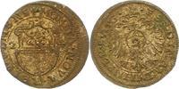 2 Kreuzer 1624 Ulm, Stadt  Schöne Patina. Vorzüglich  100,00 EUR  zzgl. 4,00 EUR Versand