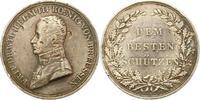 Silbermedaille 1797-1840 Brandenburg-Preußen Friedrich Wilhelm III. 179... 65,00 EUR  zzgl. 4,00 EUR Versand