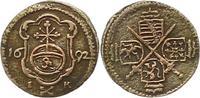 Pfennig 1692  IK Sachsen-Albertinische Linie Johann Georg IV. 1691-1694... 32,00 EUR  zzgl. 4,00 EUR Versand