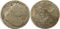 1/6 Taler 1751 Sachsen-Albertinische Linie Friedrich August II. 1733-17... 75,00 EUR  zzgl. 4,00 EUR Versand