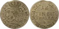 1/12 Taler 1763 Sachsen-Albertinische Linie Friedrich August II. 1733-1... 24,00 EUR  zzgl. 4,00 EUR Versand