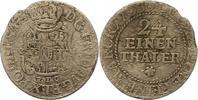 1/24 Taler 1763 Sachsen-Albertinische Linie Friedrich August II. 1733-1... 10,00 EUR  zzgl. 4,00 EUR Versand