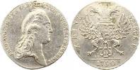 Taler 1790 Sachsen-Albertinische Linie Friedrich August III. 1763-1806.... 135,00 EUR  zzgl. 4,00 EUR Versand