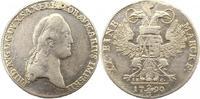 2/3 Taler 1790 Sachsen-Albertinische Linie Friedrich August III. 1763-1... 45,00 EUR  zzgl. 4,00 EUR Versand