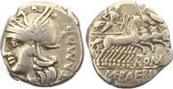 Denar  Republik M. Baebius Q.f. Tampilus 137 v. Chr.. Knapper Schrötlin... 75,00 EUR  zzgl. 4,00 EUR Versand