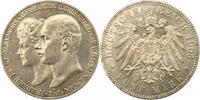 5 Mark 1904  A Mecklenburg-Schwerin Friedrich Franz IV. 1897-1918. Vorz... 215,00 EUR  zzgl. 4,00 EUR Versand