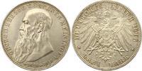3 Mark 1915 Sachsen-Meiningen Georg II. 1866-1914. Schöne Patina. Vorzü... 235,00 EUR  zzgl. 4,00 EUR Versand