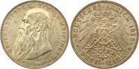 3 Mark 1915 Sachsen-Meiningen Georg II. 1866-1914. Vorzüglich  195,00 EUR  zzgl. 4,00 EUR Versand