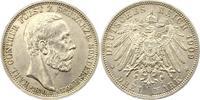 3 Mark 1909  A Schwarzburg-Sondershausen Karl Günther 1880-1909. Vorzüg... 150,00 EUR  zzgl. 4,00 EUR Versand
