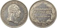 1/6 Sterbetaler 1827 Sachsen-Albertinische Linie Friedrich August I. 18... 45,00 EUR  zzgl. 4,00 EUR Versand