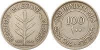 100 Mils 1927 Palestina  Sehr schön  32,00 EUR  zzgl. 4,00 EUR Versand