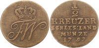 Cu 1/2 Kreuzer 1797  B Brandenburg-Preußen Friedrich Wilhelm II. 1786-1... 12,00 EUR  zzgl. 4,00 EUR Versand