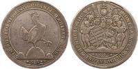 Taler 1695  BA Henneberg, Grafschaft Bernhard von Sachsen-Meiningen 168... 1250,00 EUR kostenloser Versand