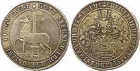 Taler 1719 Stolberg-Stolberg Christoph Friedrich und Jost Christian 170... 795,00 EUR kostenloser Versand