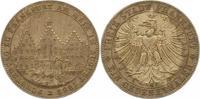 Taler 1863 Frankfurt-Stadt  Schöne Patina. Vorzüglich  225,00 EUR  zzgl. 4,00 EUR Versand