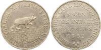 Ausbeutetaler 1852  A Anhalt-Bernburg Alexander Carl 1834-1863. Vorzügl... 185,00 EUR  zzgl. 4,00 EUR Versand