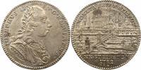 1/2 Taler 1782 Regensburg-Stadt  Vorzüglich - Stempelglanz  625,00 EUR kostenloser Versand