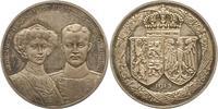 Silbermedaille 1913 Braunschweig-Wolfenbüttel Ernst August 1913-1918. P... 125,00 EUR  zzgl. 4,00 EUR Versand