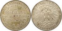 Taler 1859 Frankfurt-Stadt  Schöne Patina. Fast Stempelglanz  245,00 EUR  zzgl. 4,00 EUR Versand