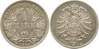 Mark 1886  D Kleinmünzen  Vorzüglich +  85,00 EUR  zzgl. 4,00 EUR Versand
