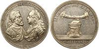Silbermedaille 1755 Regensburg-Stadt  Sehr schön - vorzüglich  295,00 EUR kostenloser Versand