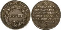 1/4 Taler 1687 Sachsen-Albertinische Linie Johann Georg III. 1680-1691.... 365,00 EUR kostenloser Versand