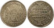 960 Reis 1811  R Brasilien Maria 1786-1816. Überprägungsspuren. Vorzügl... 135,00 EUR  zzgl. 4,00 EUR Versand