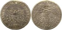 Scudo 1676 Italien-Kirchenstaat Vatikan Sedisvakanz 1676-. Gestopftes L... 145,00 EUR  zzgl. 4,00 EUR Versand