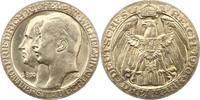 3 Mark 1910  A Preußen Wilhelm II. 1888-1918. Vorzüglich - Stempelglanz  75,00 EUR  zzgl. 4,00 EUR Versand